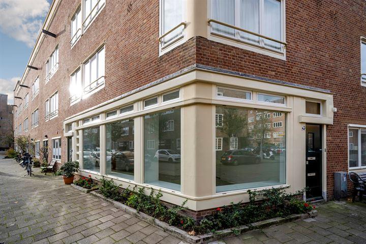 Burgemeester Tellegenstraat 41 hs, Amsterdam