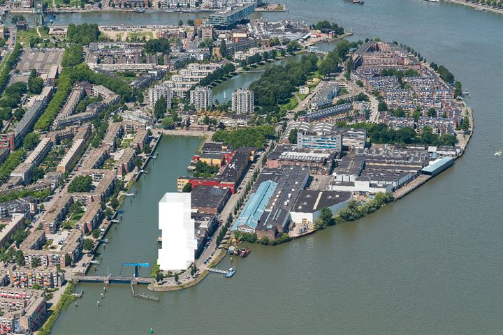 Maas-Cityloft (Bouwnr. 133)
