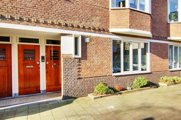 Waalstraat 32 -Huis