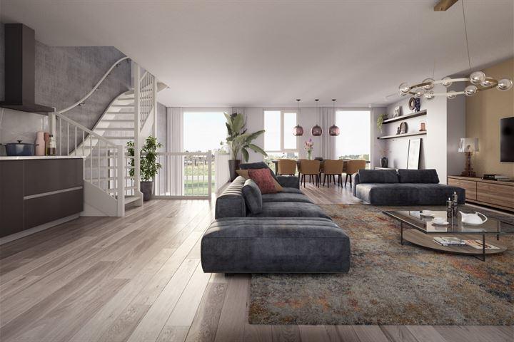 Type 7 appartement (Bouwnr. 5)