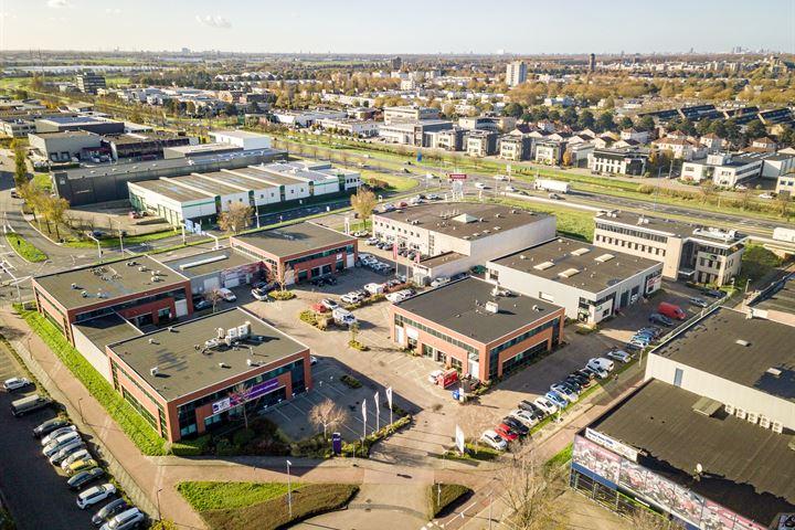 Platinastraat 13 -17, Zoetermeer