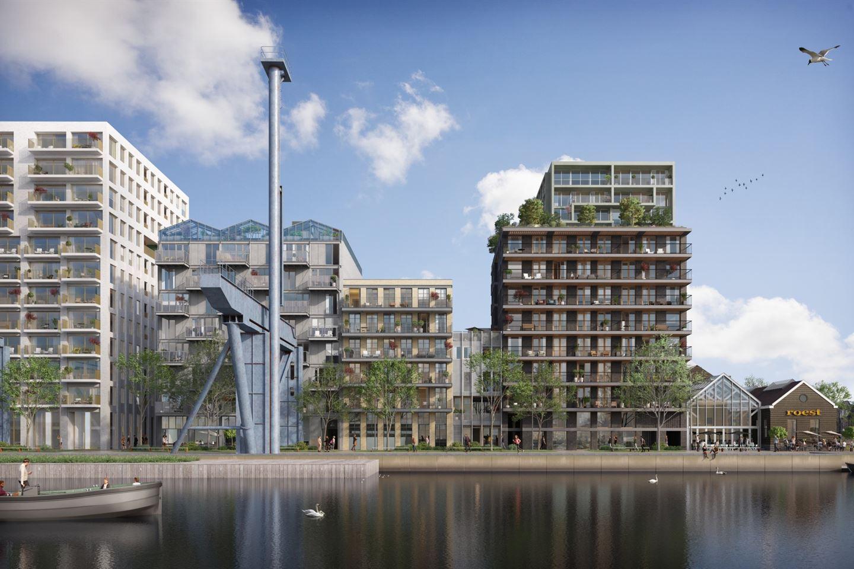 Bekijk foto 2 van Oostenburgermiddenstraat 126-166