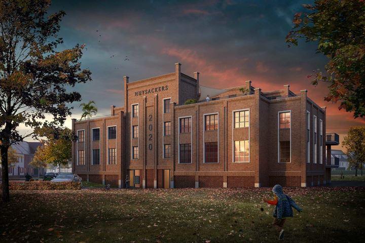 Huysackers fase 2B - Het Tolhuys - appartementen