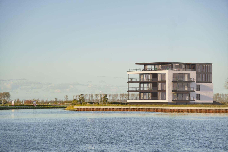 Bekijk foto 1 van Waterzicht / Luxe appartement / bouwnr. 2
