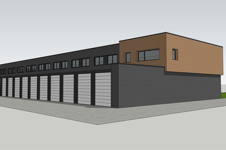 Nijverheidstraat 20 garageboxen, Bergambacht