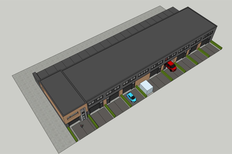 Bekijk foto 2 van Nijverheidstraat 20 garageboxen