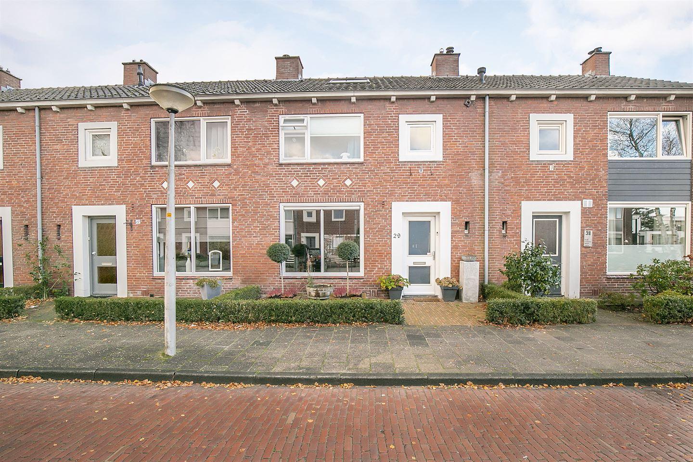 Bekijk foto 1 van Jacob Roggeveenstraat 29