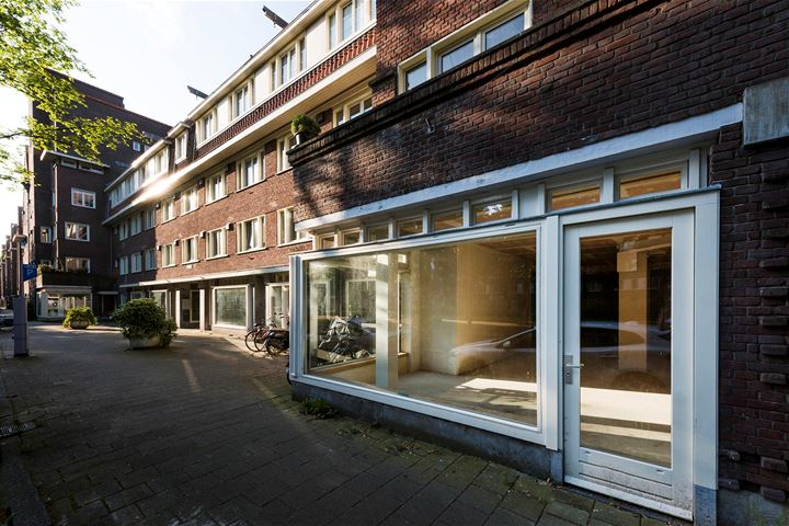 Churchill-laan 87 a, Amsterdam