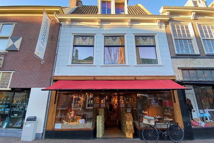 Voldersgracht 22, Delft