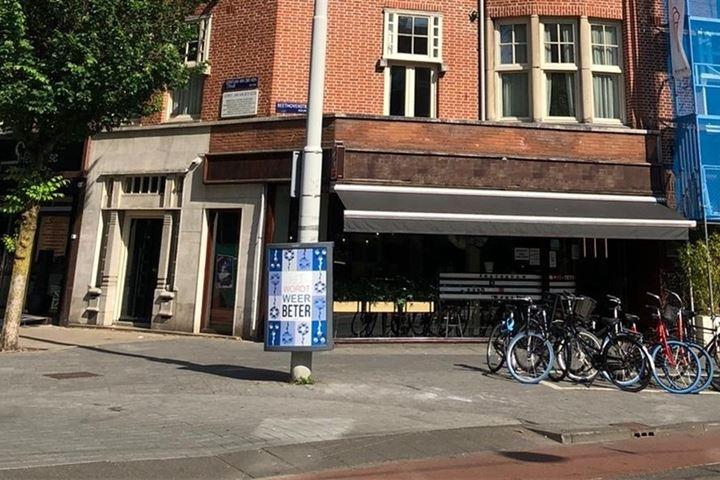 Beethovenstraat 40 A