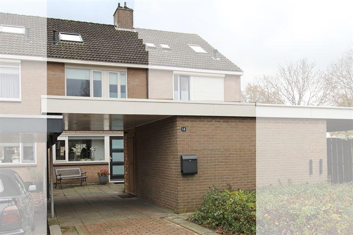 van Ruysdaelweg 14
