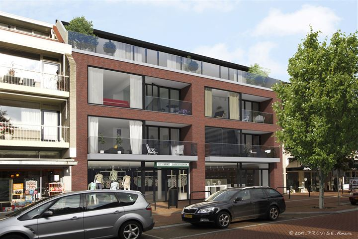 van Weedestraat 18 -D