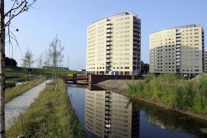 De Zilverreiger - Type 3-kamer penthouse