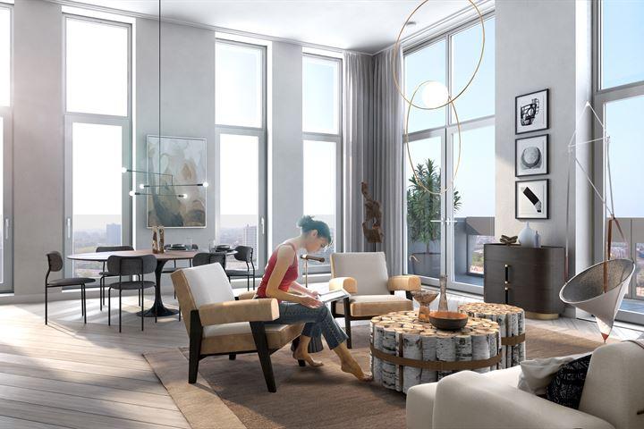 HOGE VRIJHEID Penthouse-Appartement (Bouwnr. 130)