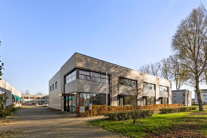 Agro Business Park 7 A, Wageningen
