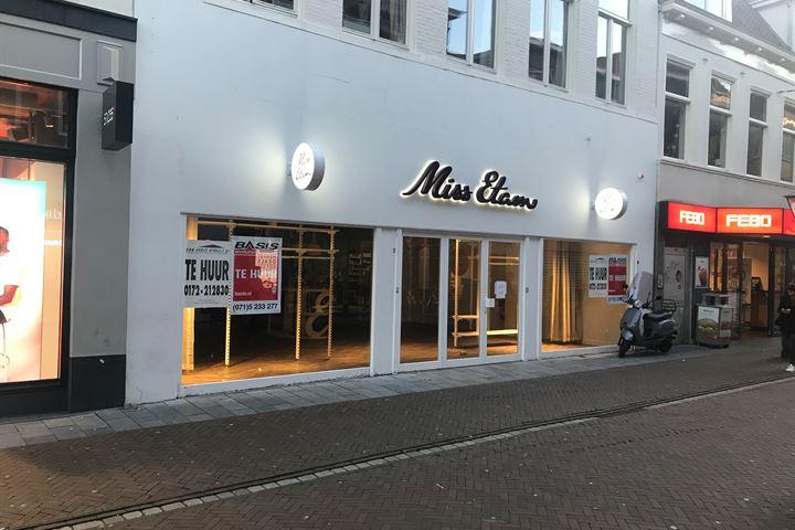 Haarlemmerstraat 161, Leiden