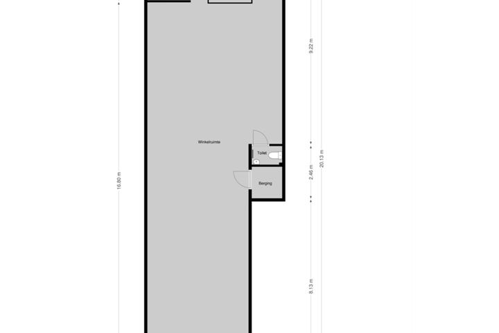 Dorpsstraat 58, Bennekom