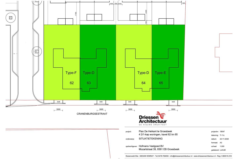 Bekijk foto 4 van Fase 5 Twee-onder-een-kapwoningen (Bouwnr. 65)