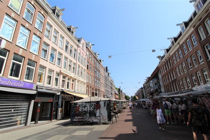 Albert Cuypstraat 215 hs, Amsterdam