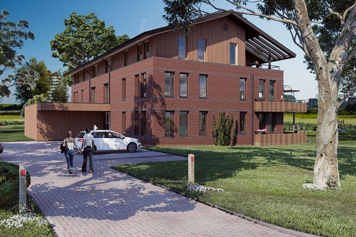24 Appartementen, Kwelderland