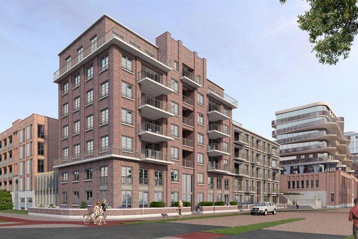 B.18 | Tussenappartement | B3 | Oranjekade (Bouwnr. 18)