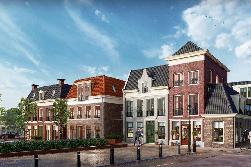 Bekijk foto 3 van Burgemeester Krijgerplein 7 Comm. 3