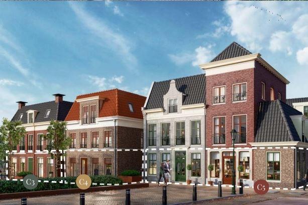 Bekijk foto 4 van Burgemeester Krijgerplein 7 Comm. 3