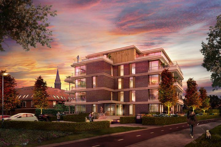 0.1 | Appartement | Panta Rhei (Bouwnr. 1)