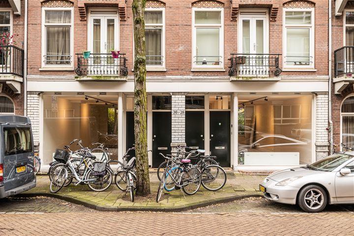 Staringstraat 28 - 30 H, Amsterdam