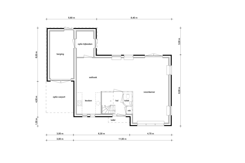 Bekijk foto 2 van Linnerpark vrijstaande woning type 1 (Bouwnr. 14)