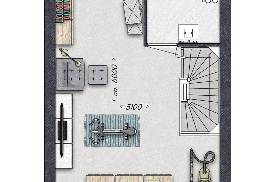 Bekijk foto 5 van Woudse Erven blok 12, bouwnummer 36