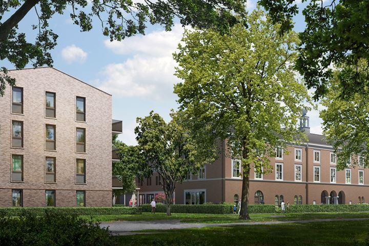 Het Juvenaat Etten-Leur | transformatie appartementen