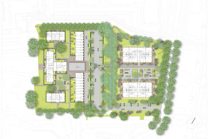 Het Juvenaat Etten-Leur | woningen met tuin