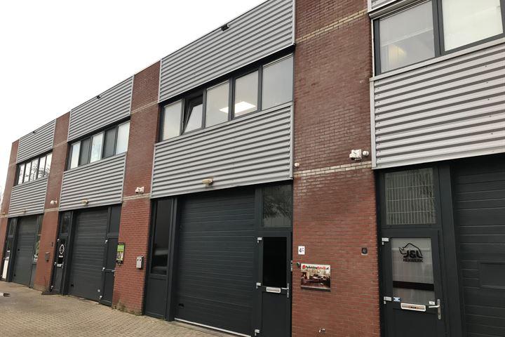 De Roysloot 4 c, Rijnsburg