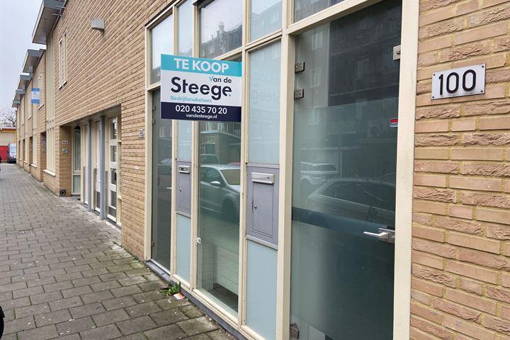 Melis Stokehof 100, Amsterdam