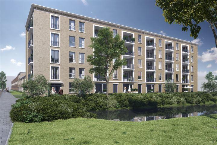 Tussenappartement met terras (Bouwnr. 60)