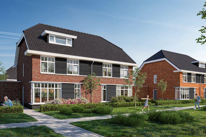 Buitenplaats Wijnbergen 35 woningen fase 5
