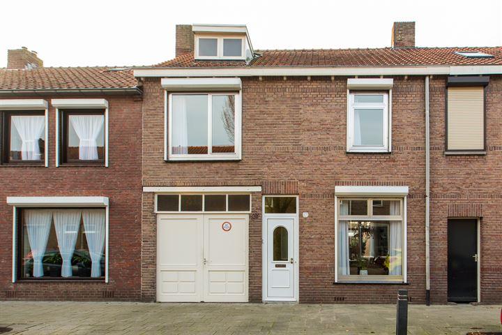 Arent van 's Gravesandestraat 27, Tilburg