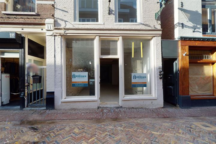Achterstraat 60, Alkmaar