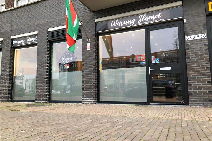 Europalaan 838, Almere