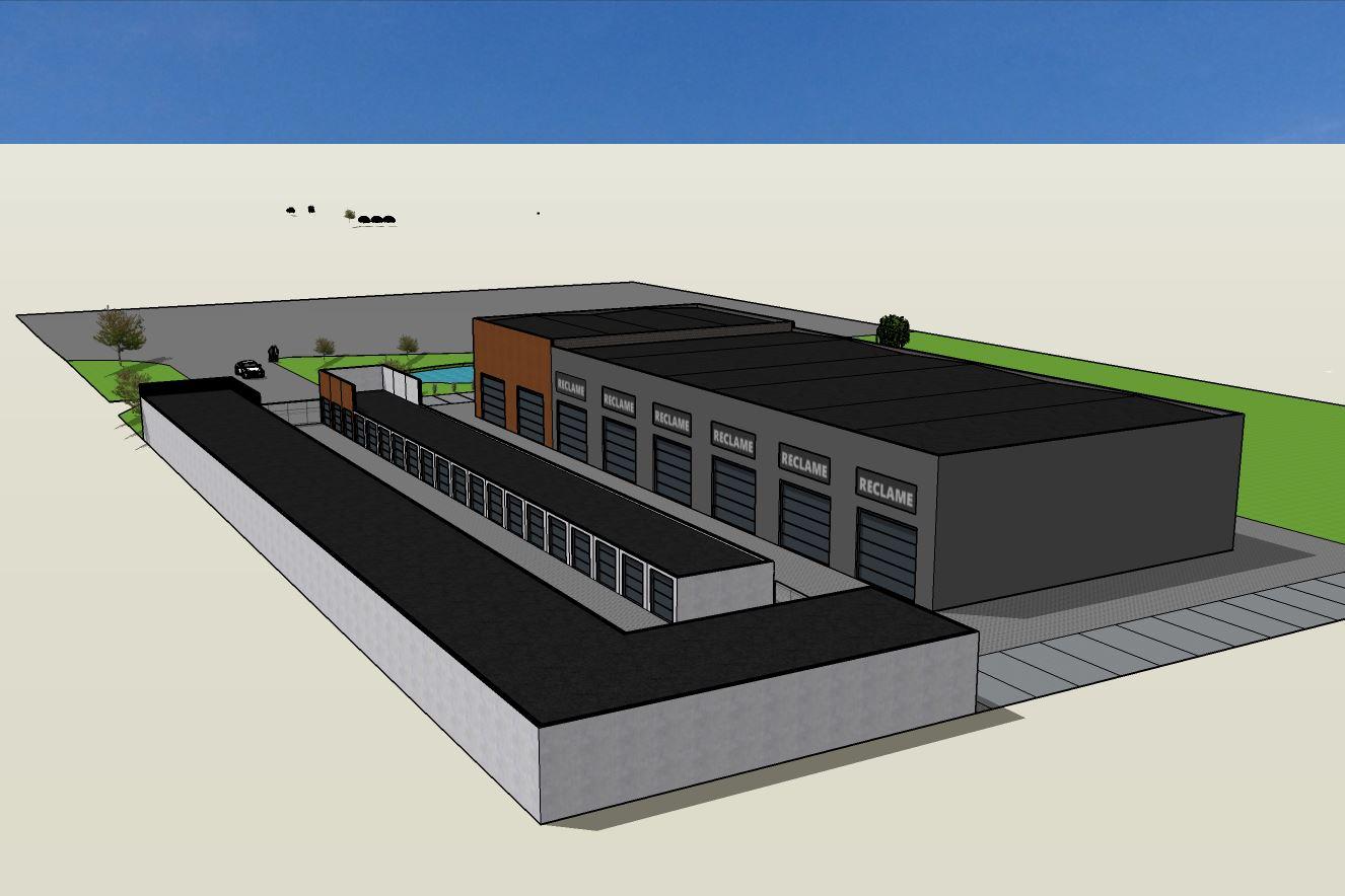 Bekijk foto 3 van BedrijvenPark Lipsstraat FASE 2
