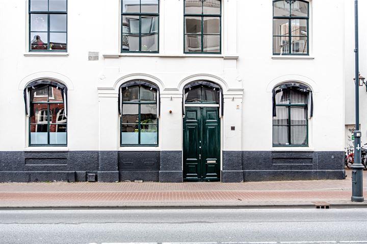 Gedempte Oude Gracht 144, Haarlem