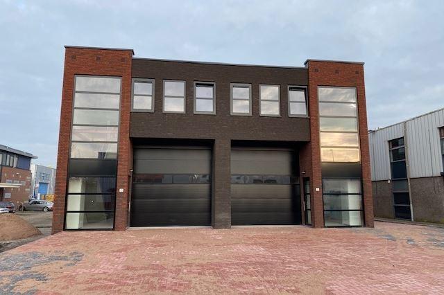 Pasteurstraat 8, Reeuwijk