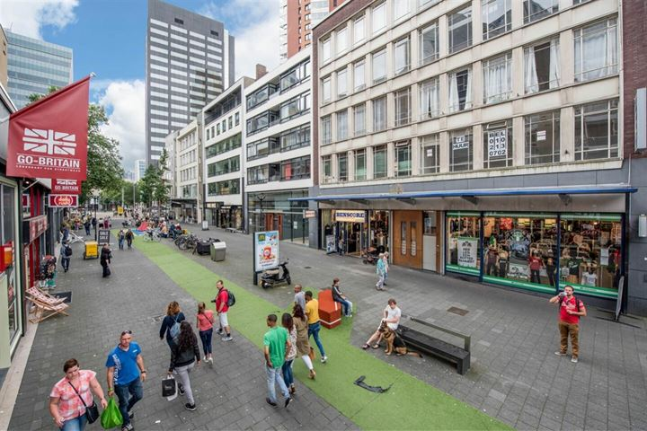 Korte Hoogstraat 9 A, Rotterdam