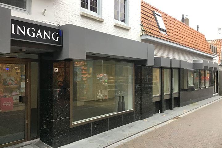 Westdijk 19 & Nieuwstraat 14, Middelharnis