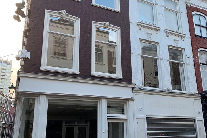 Korte Poten 21, Den Haag