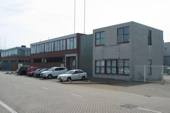 Thurledeweg 35 -39, Rotterdam