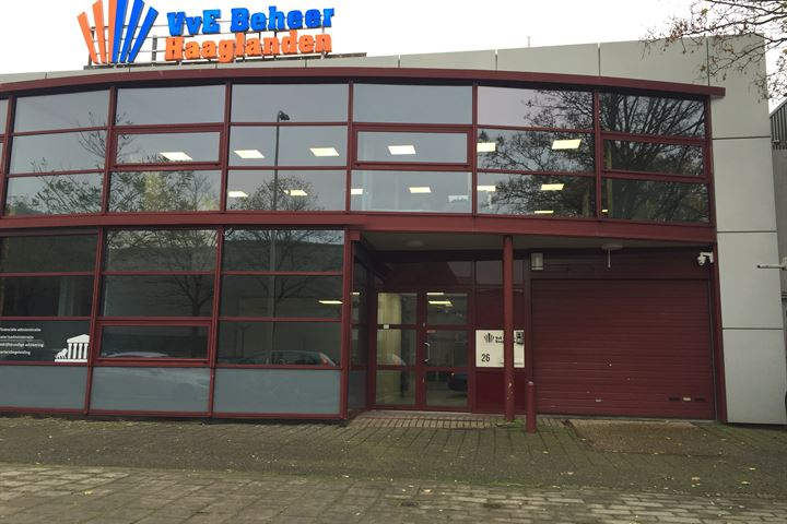 IJzerwerf 26, Den Haag