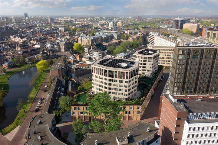 Driekamer appartement bnr 1301 (Bouwnr. 1301)