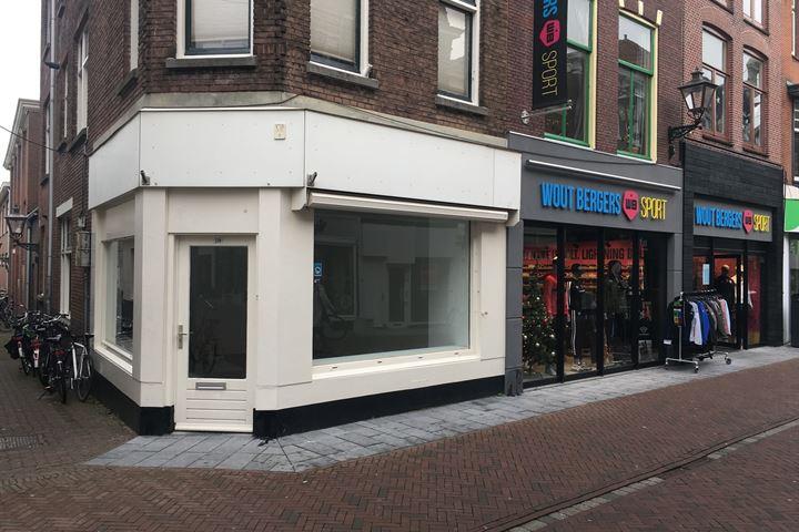 Haarlemmerstraat 210, Leiden